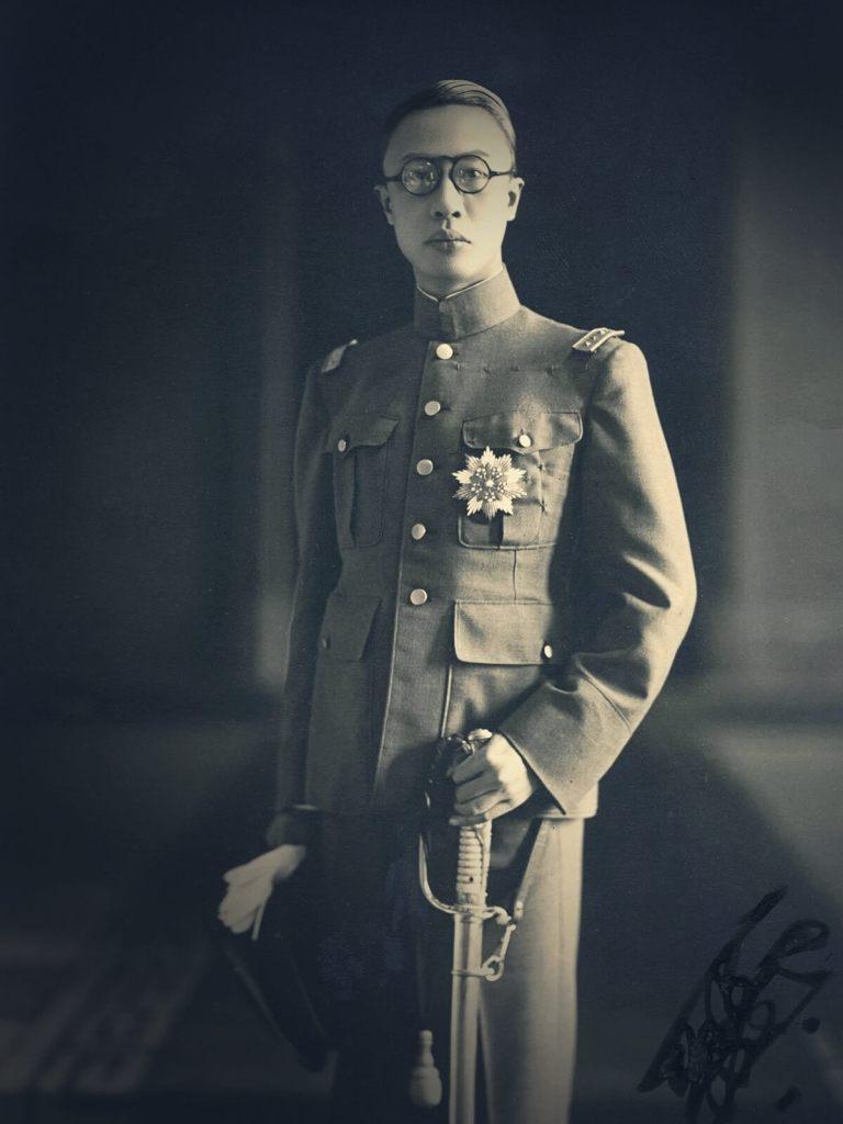 Ostatni cesarz Chin - Puyi.