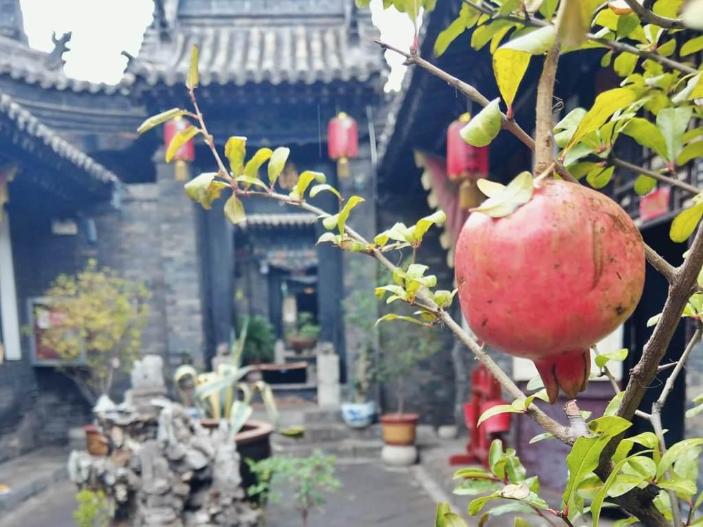 Starożytne, chińskie miasto Pingyao.