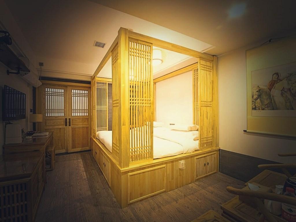 Hotel Pipa w Datongu w Chinach.