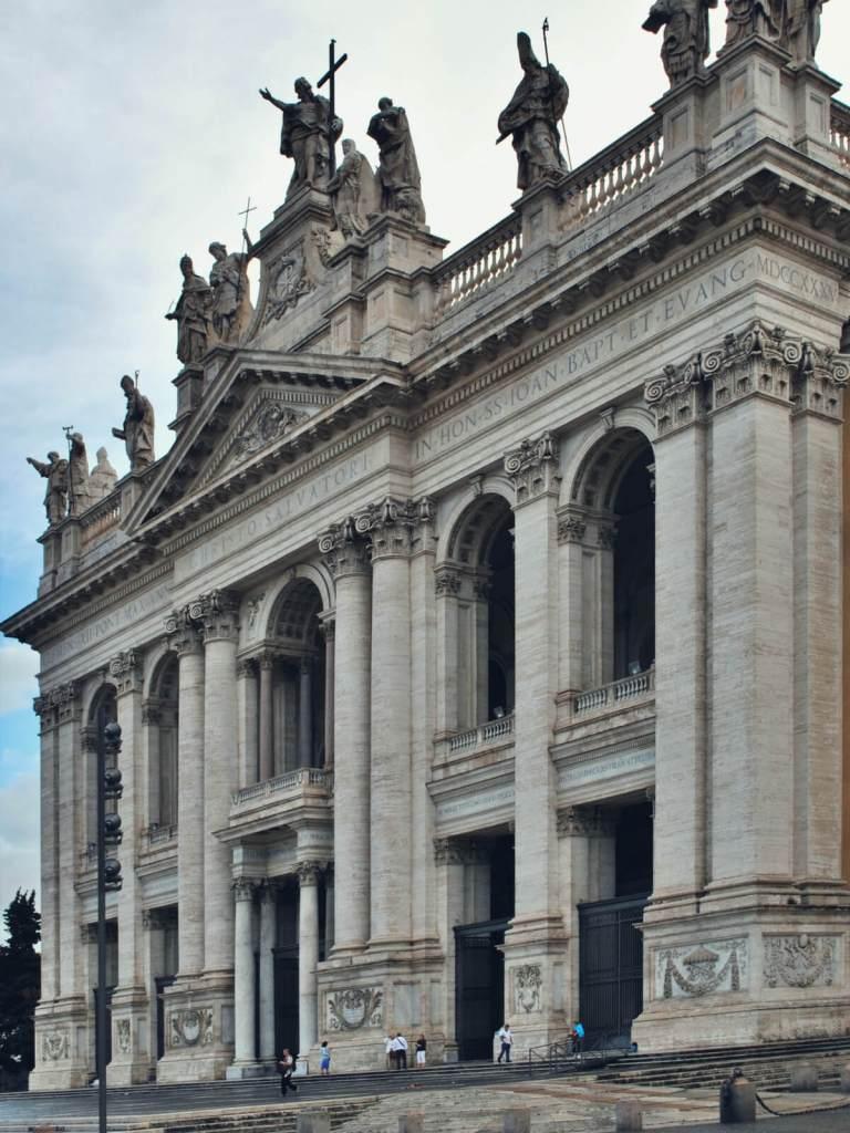 Bazylika na Lateranie w Rzymie