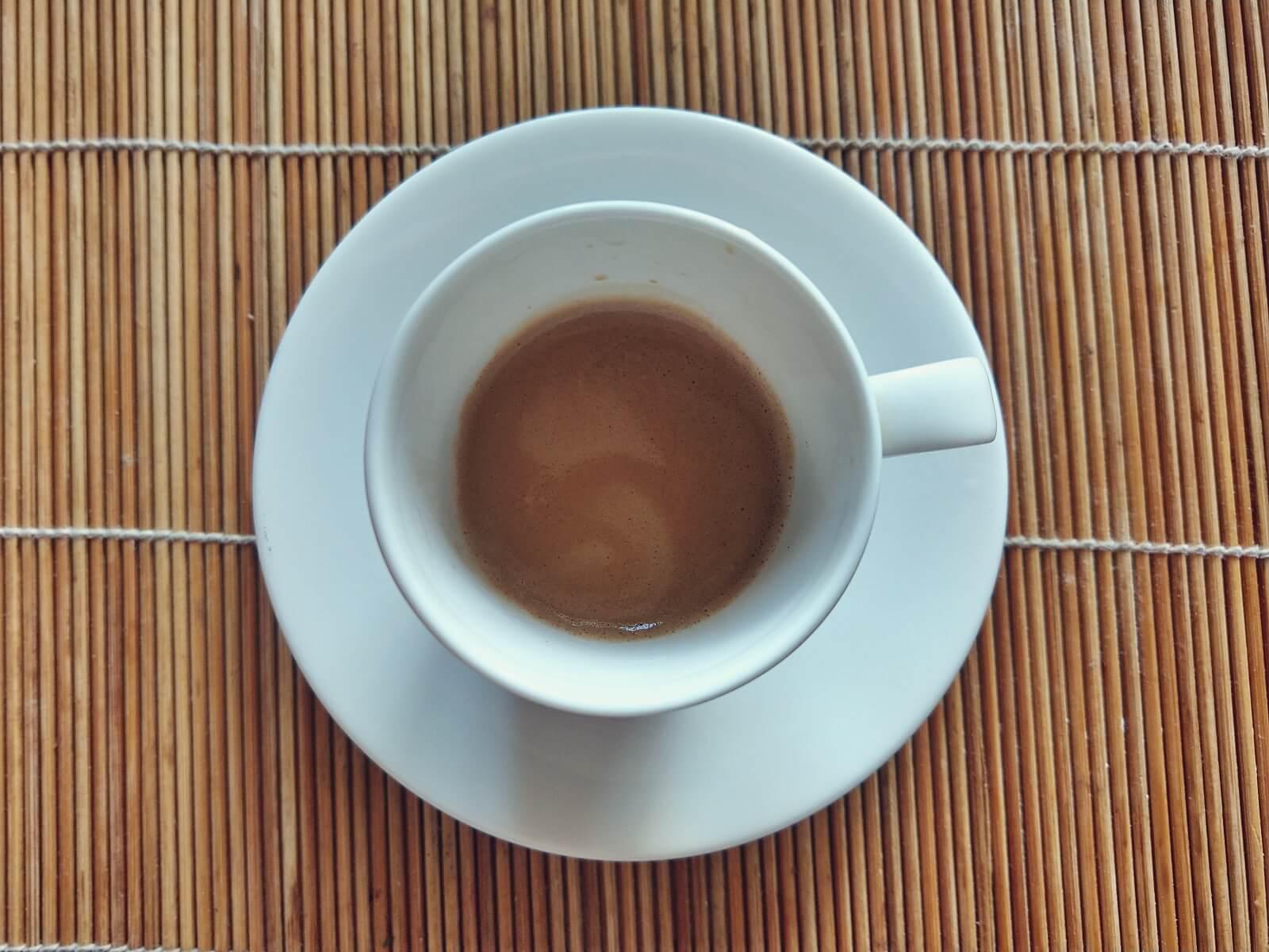 Włosi lubią mocne, słodkie espresso.