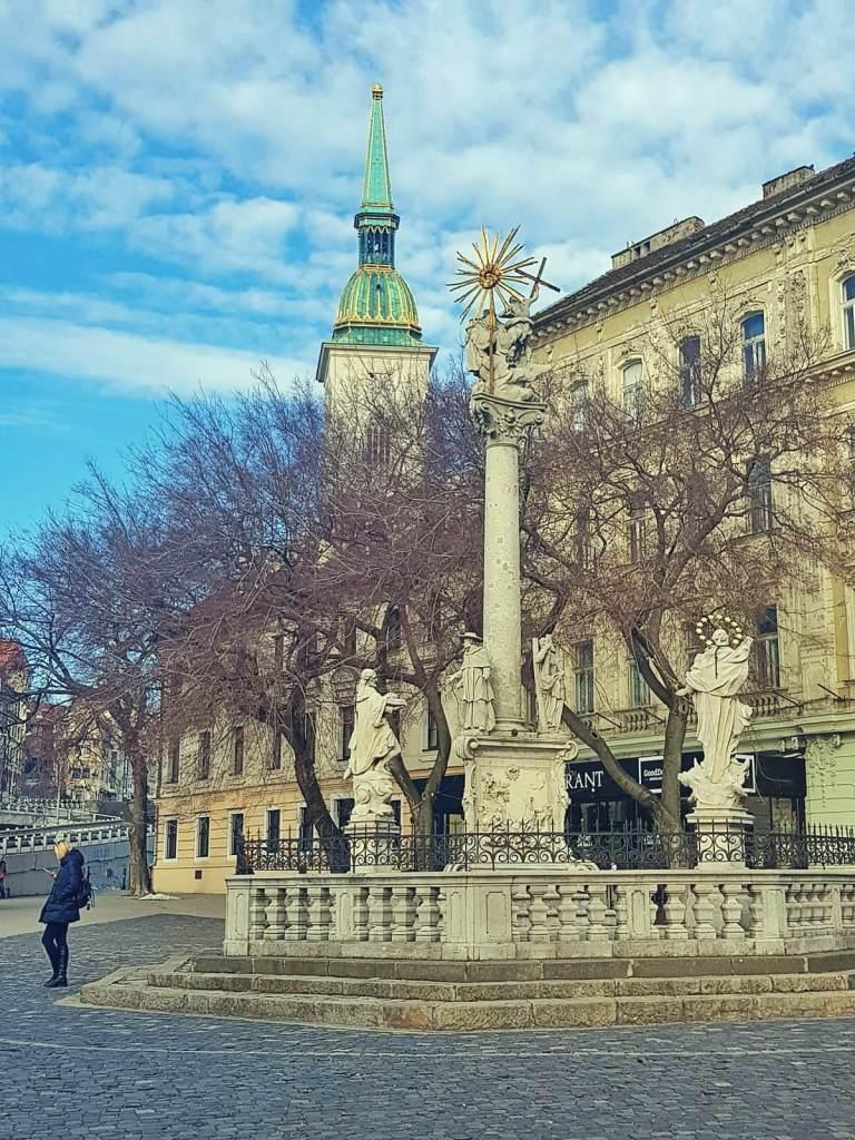 Bratysława - stare miasto.