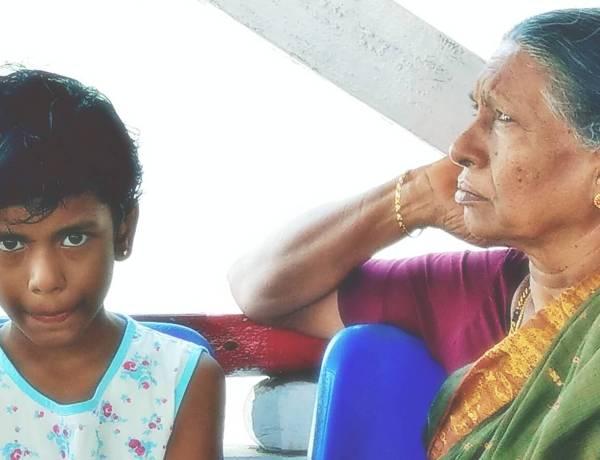 Hinduski z Bombaju.