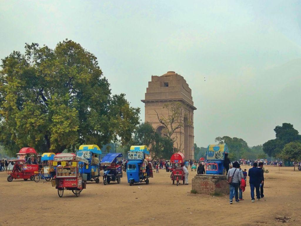 Brama Indii w Delhi.