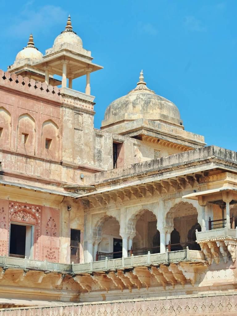 Amber Fort w Dżajpurze.