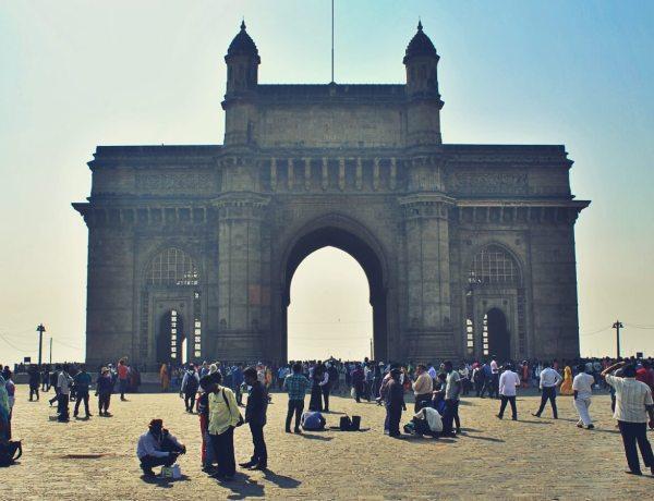 Brama Indii w Bombaju.