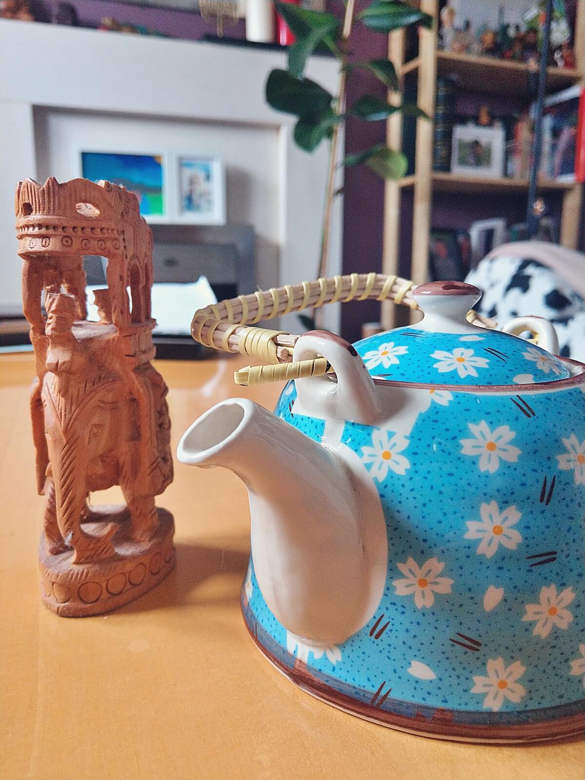 Słodka indyjska herbata to Masala czaj.