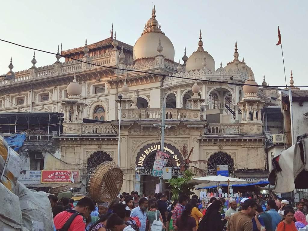 Meczet w Bombaju,