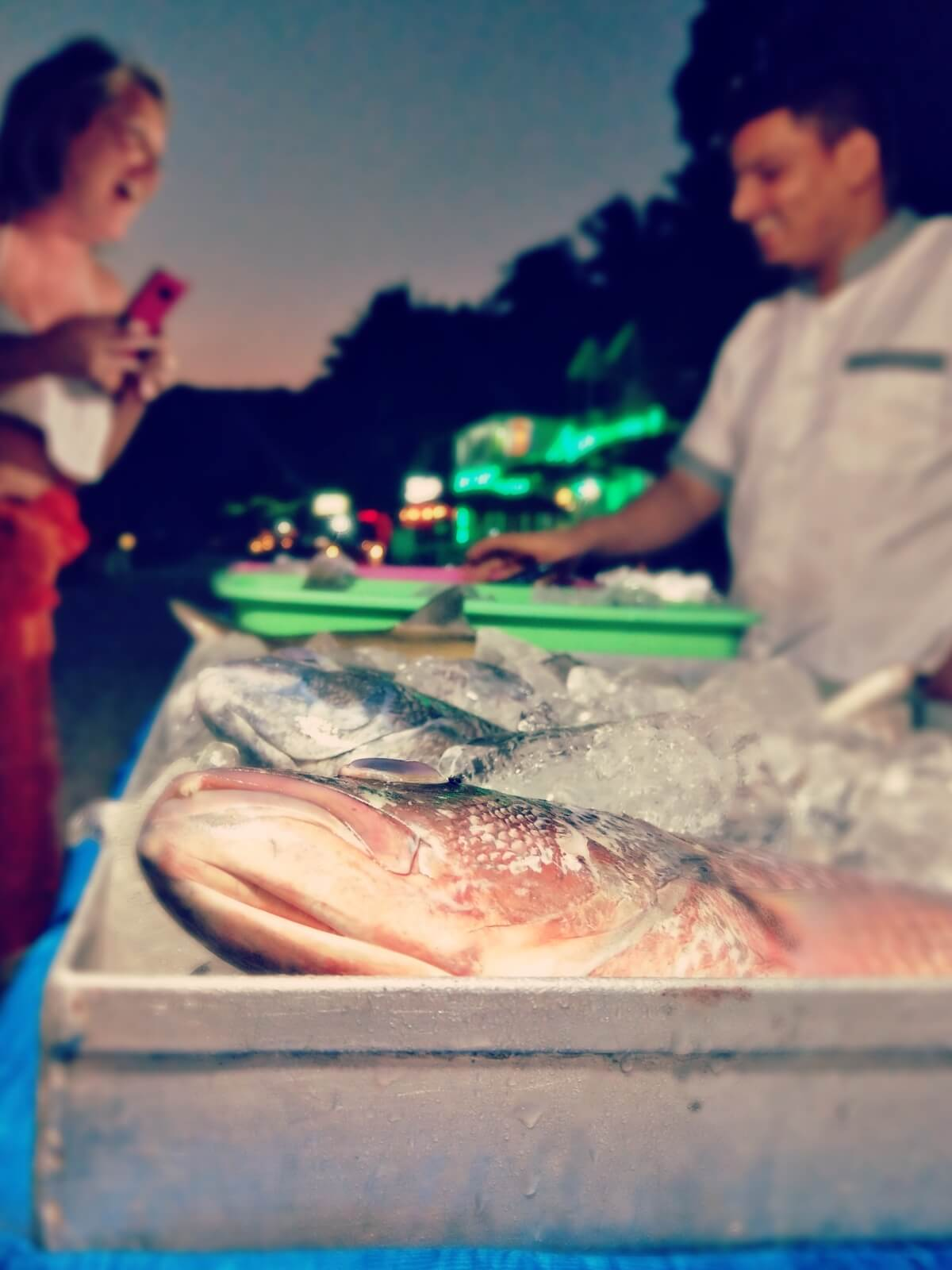 Na Goa serwuje się ryby upieczone w piecu tandoori.