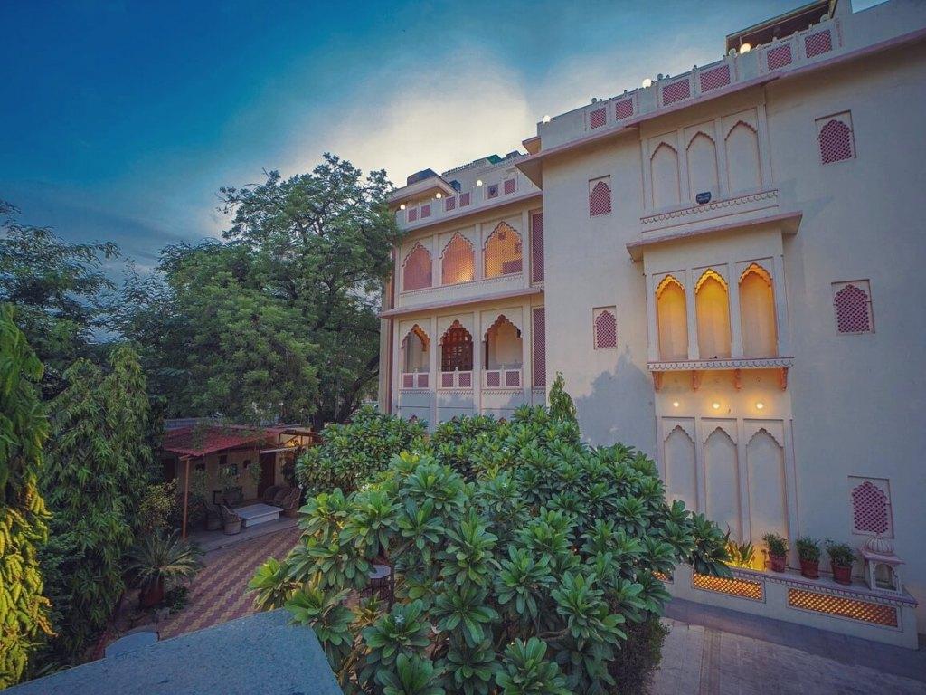 Hotel HR Palace w Dżajpurze.