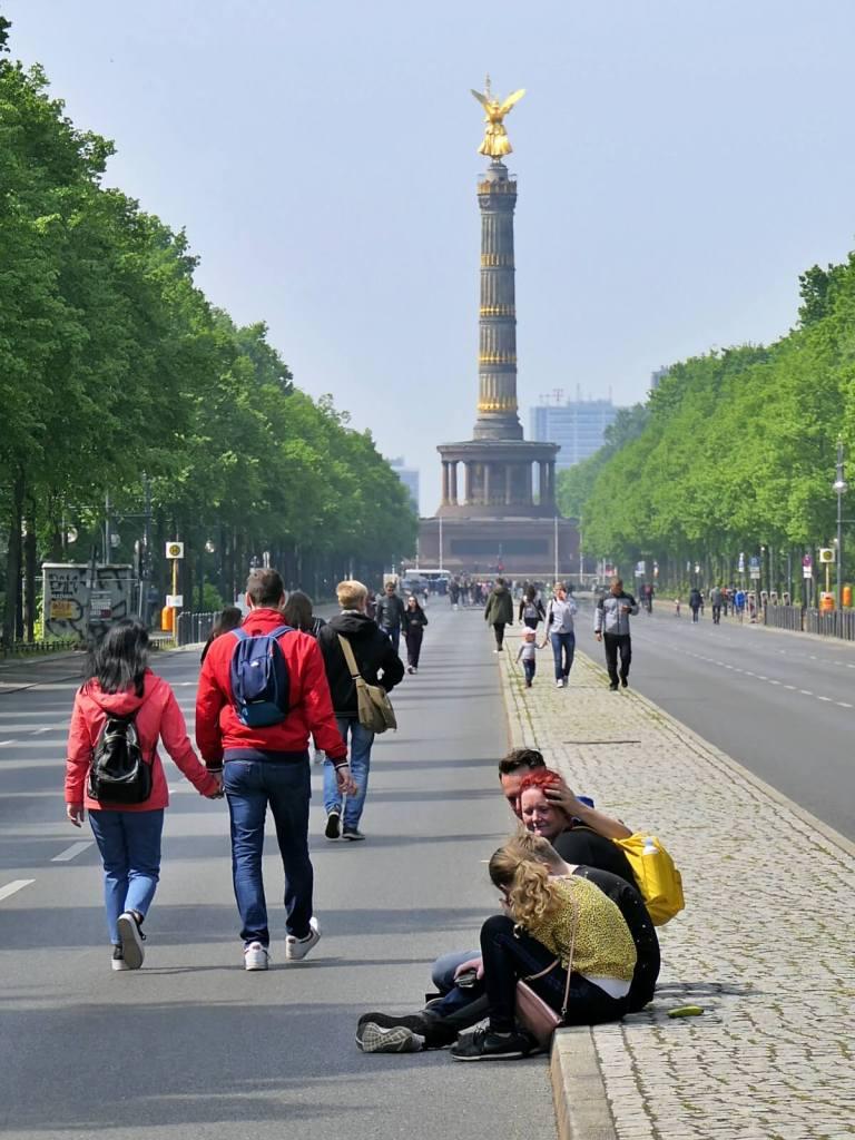 Kolumna Zwycięstwa w Berlinie.