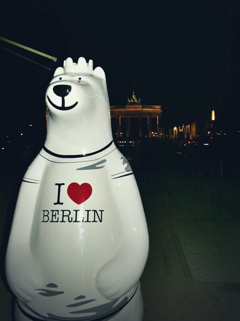 Misiak z Berlina.