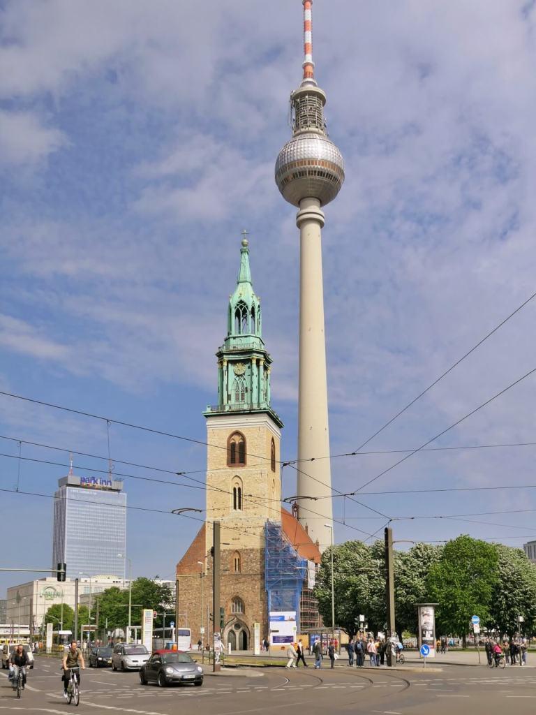 Berlin- stolica Niemiec