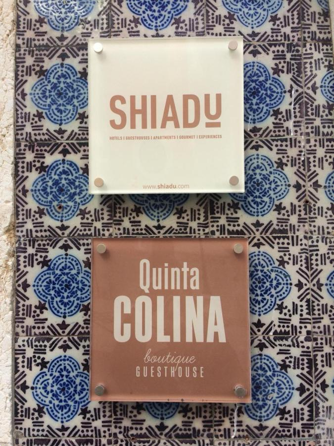 Hotel Quinta Colina by Shiadu w Lizbonie.