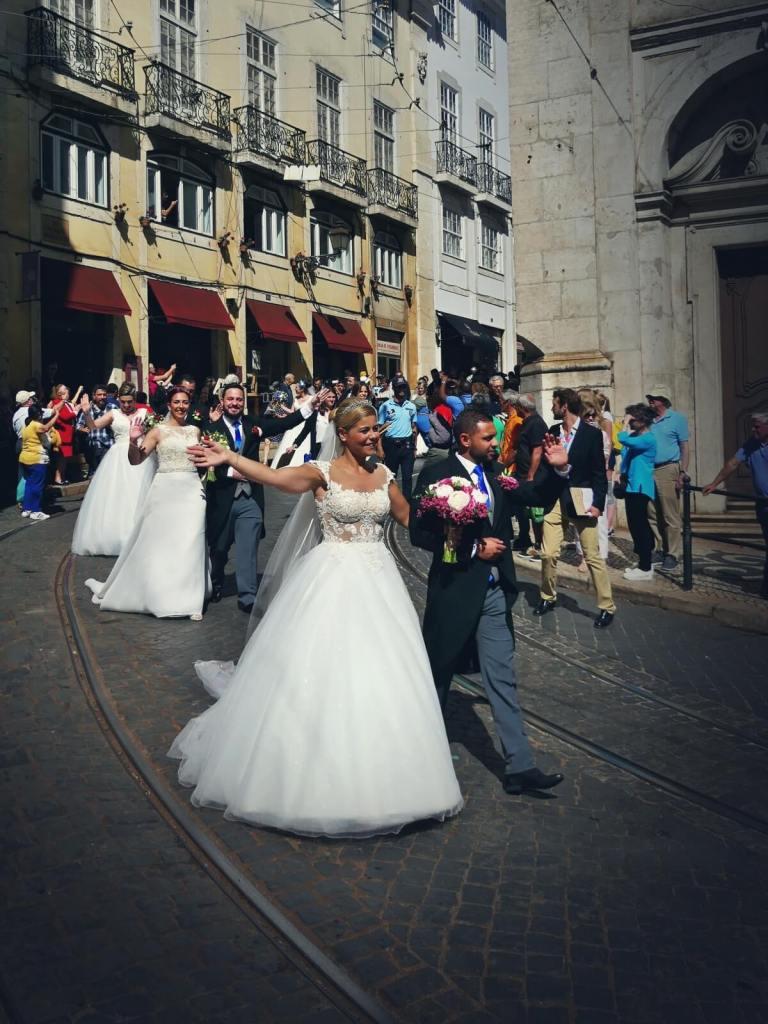 Śluby św. Antoniego w Lizbonie.
