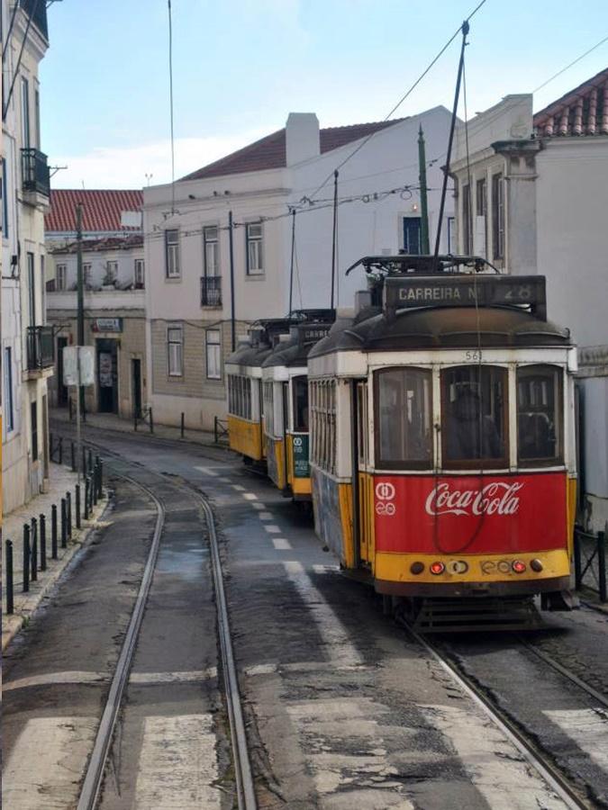 Alfama to dzielnica Lizbony.