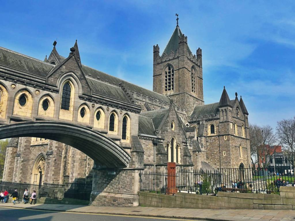 Christ Church, katedra w Dublinie.
