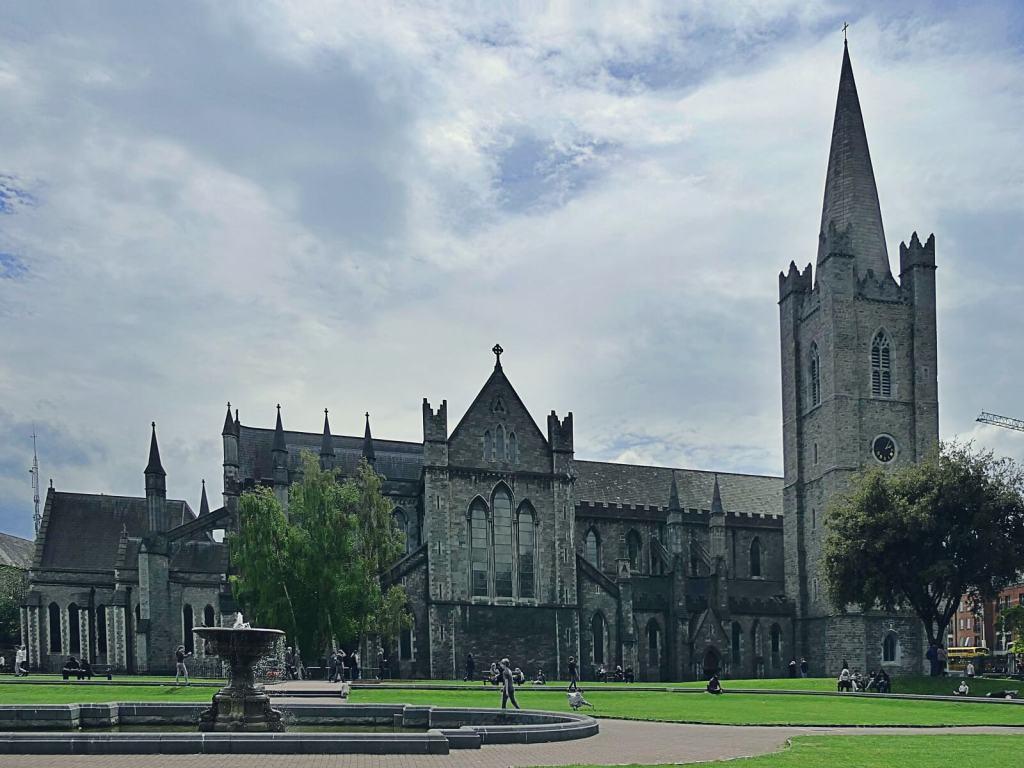 Katedra św. Patryka w Dublinie.