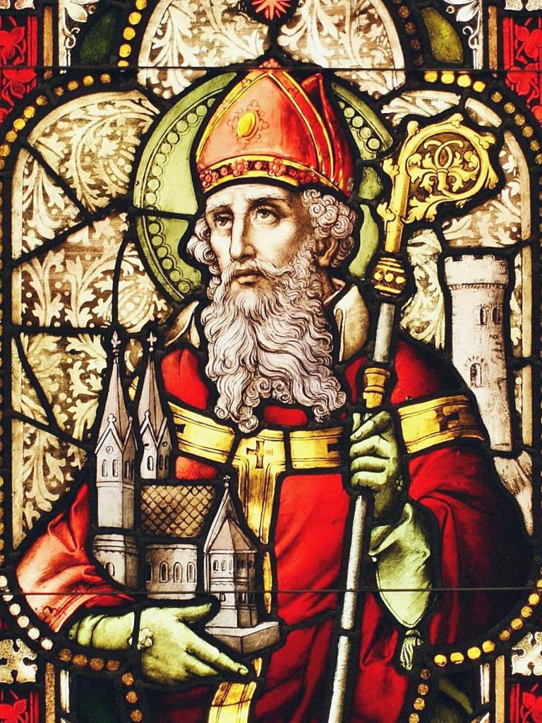 Patron Irlandii, św. Patryk.