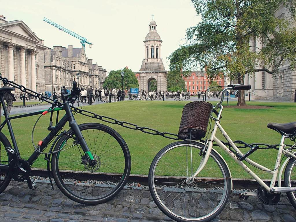 Uniwersytet w Dublinie, Trinity College