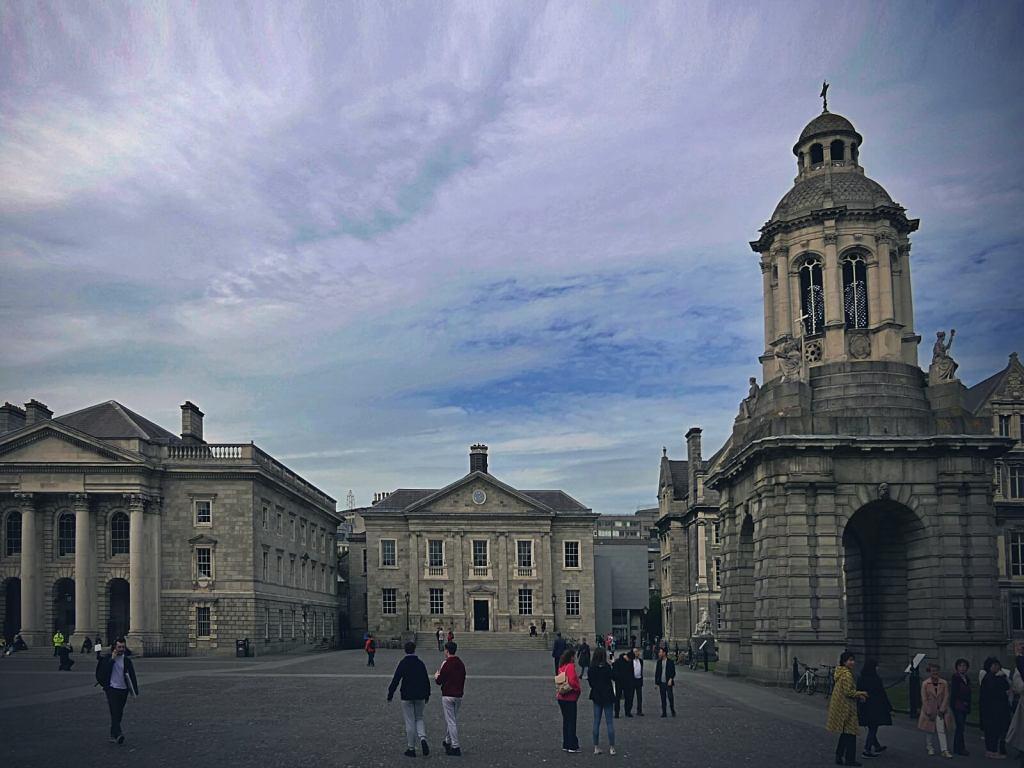 Kolegium Trójcy Świętej - Trinity College.