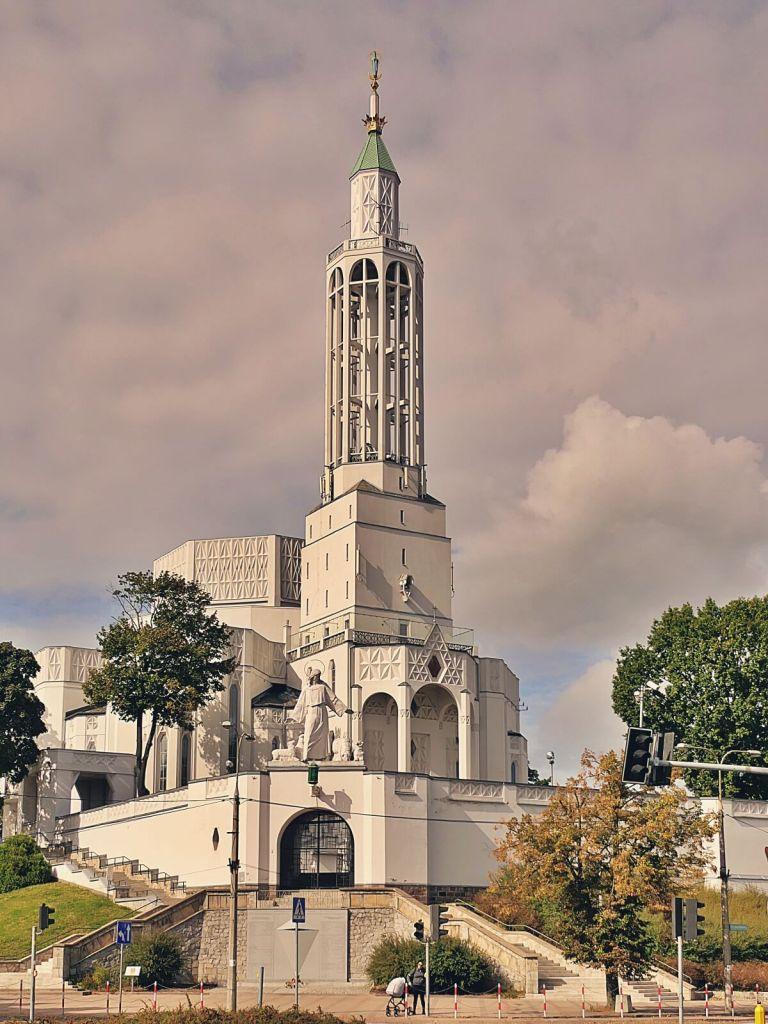 Kościół św. Rocha w Białymstoku.