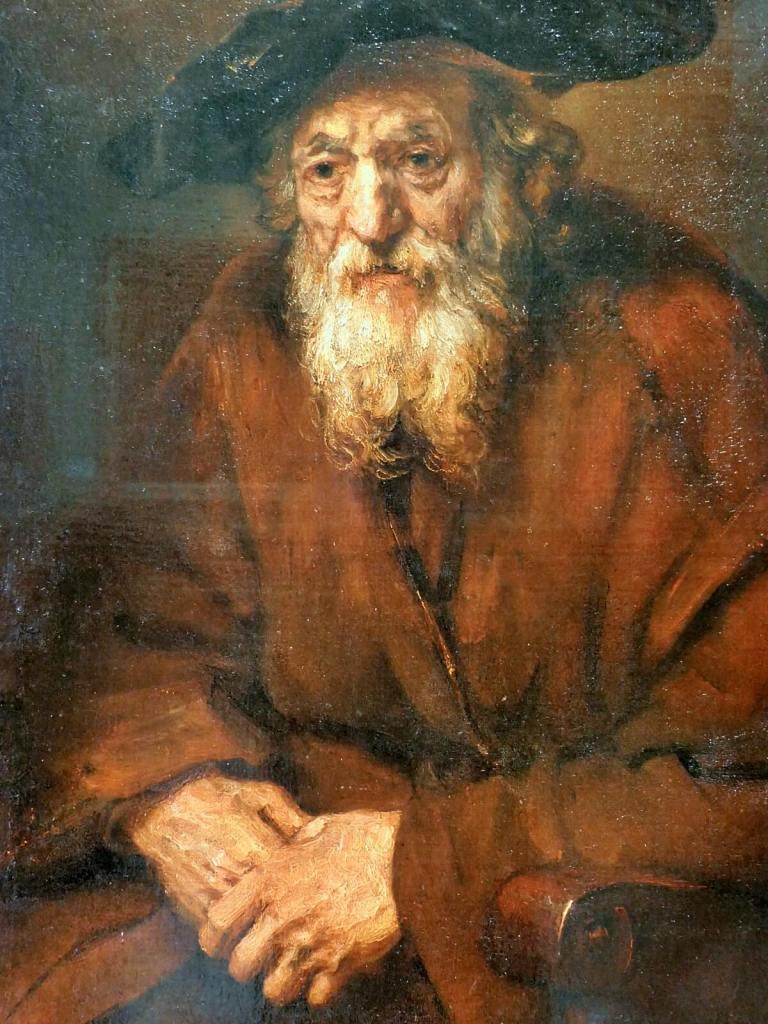 Obraz Rembrandta.