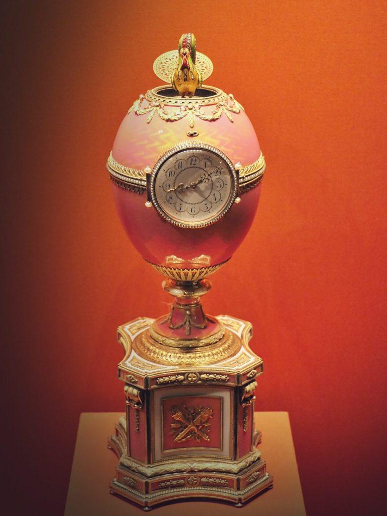 Jajo Fabergé, skarby rosyjskich carów.