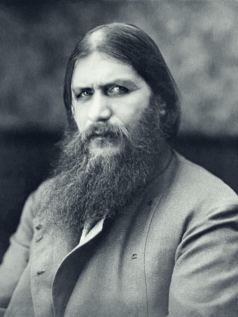 Portret Grigorija Jefimowicza Rasputina.