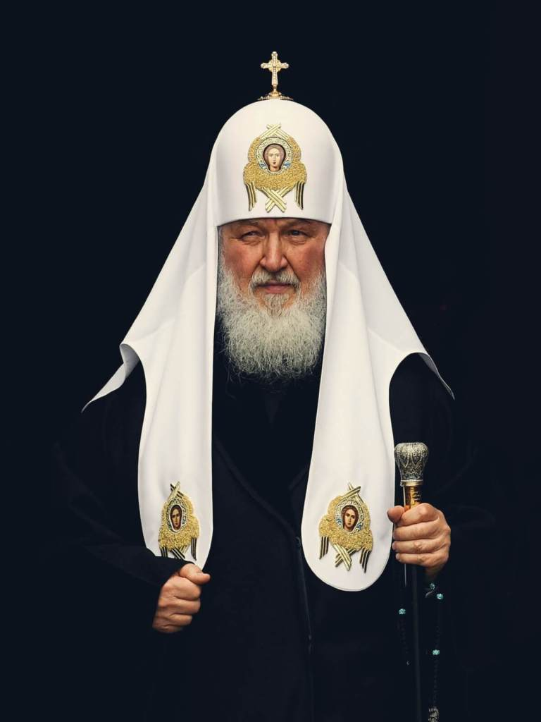 Cyryl I - patriarcha moskiewski to taki prawosławny papież.