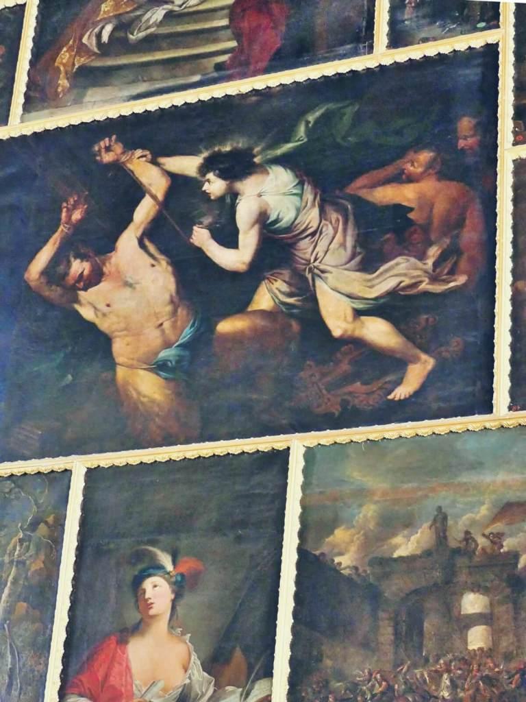 Galeria obrazów w Carskim Siole.