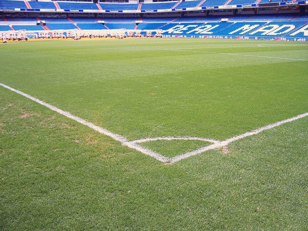 Estadio Santiago Bernabéu, stadion Realu Madryt.