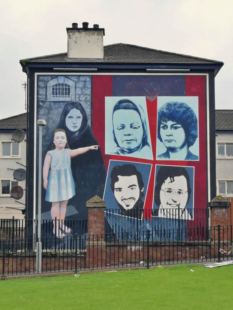 Irlandia, Irlandia Północna, London Derry, Derry.