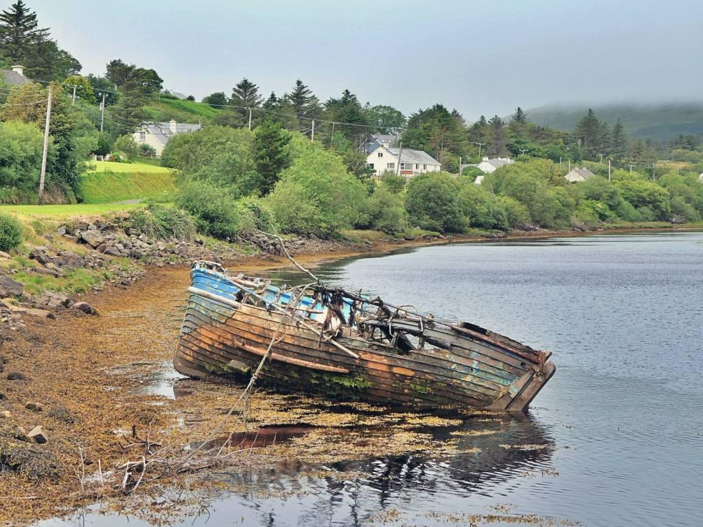 Donegal, Irlandia.
