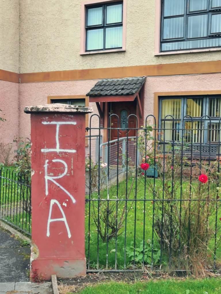 IRA, Irlandia, Irlandia Północna.