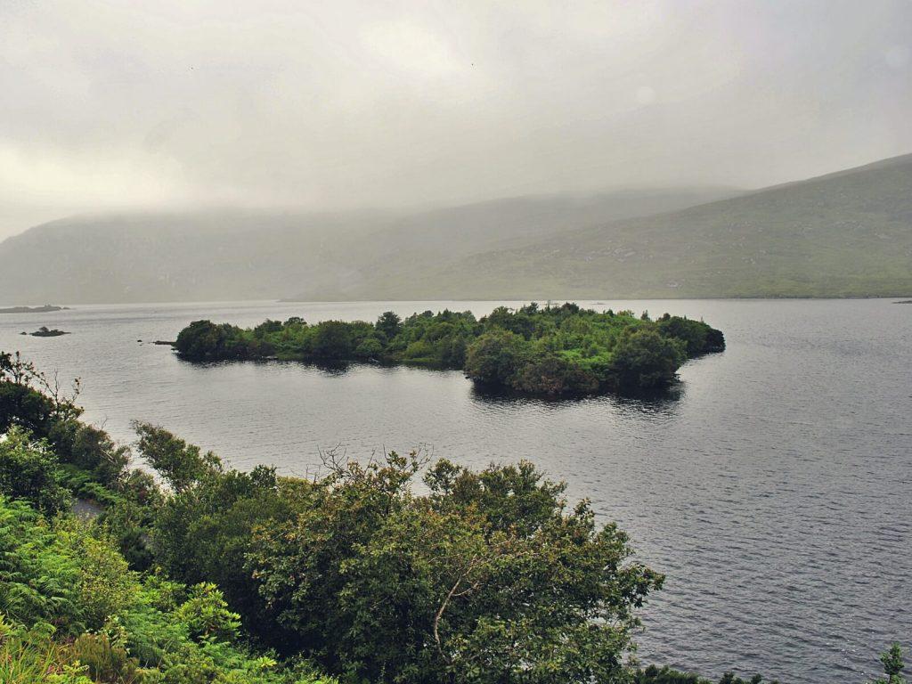 Park Narodowy Glenveagh w Irlandii.