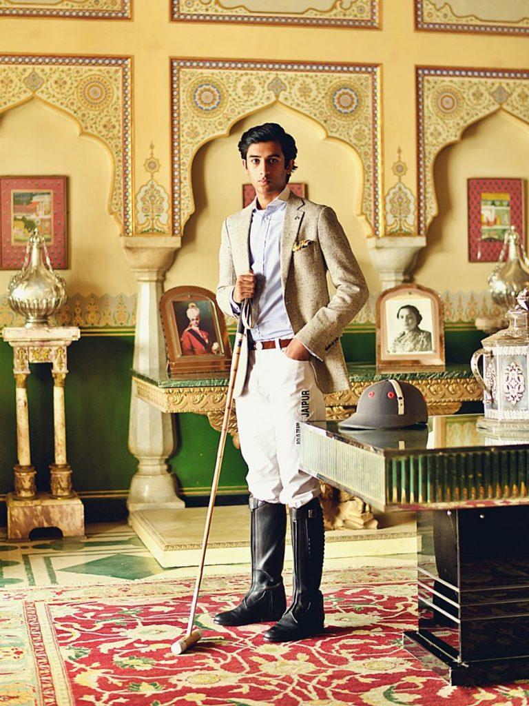 Książę z Dżajpuru.