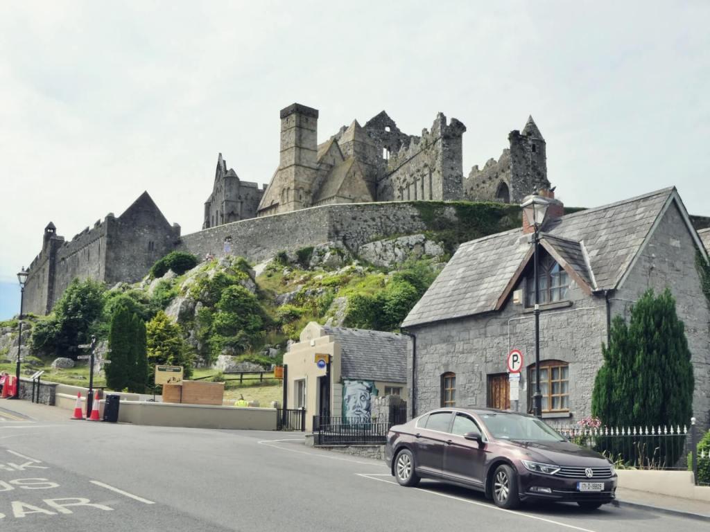 Cashel, Rock of Cashel, Irlandia.