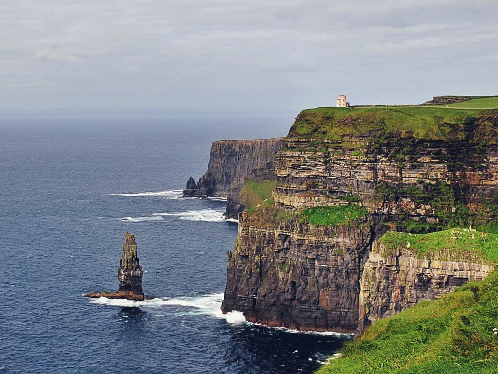 Klify Moherowe, Irlandia.