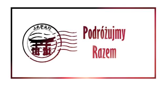 Logo bloga podróżniczego.