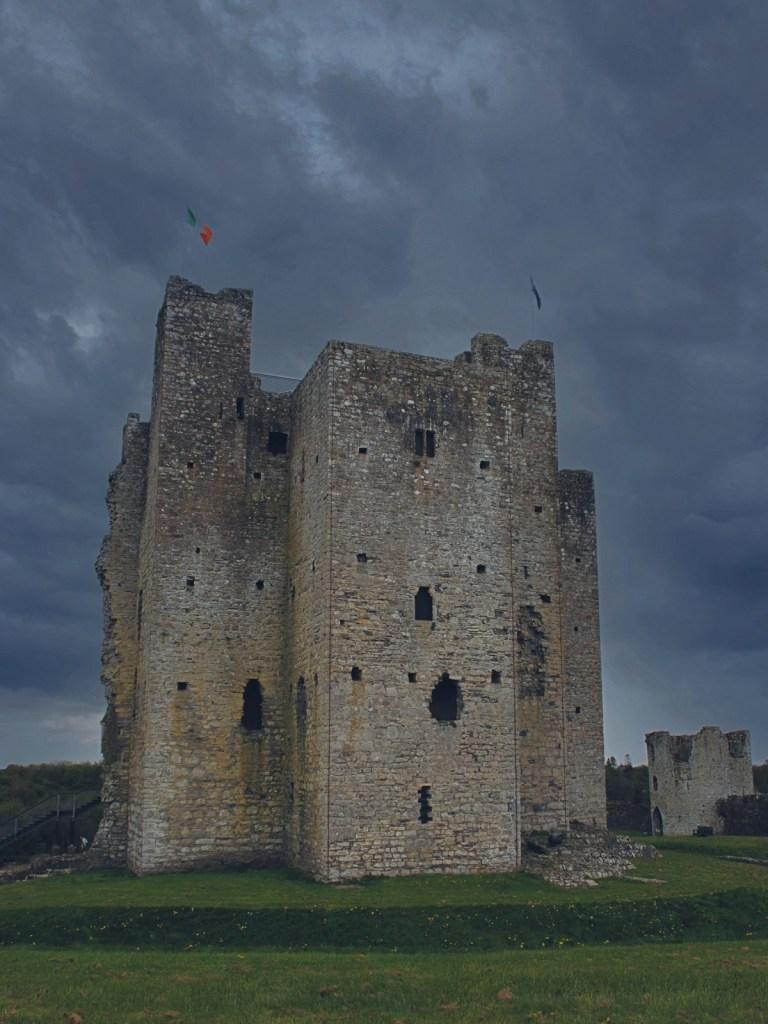 Irlandzki Zamek w Trim.